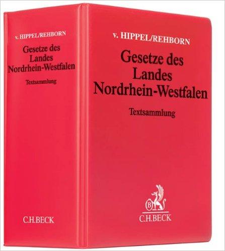 v. Hippel / Rehborn, Gesetze des Landes Nordrhein-Westfalen, Inklusive 130. EL